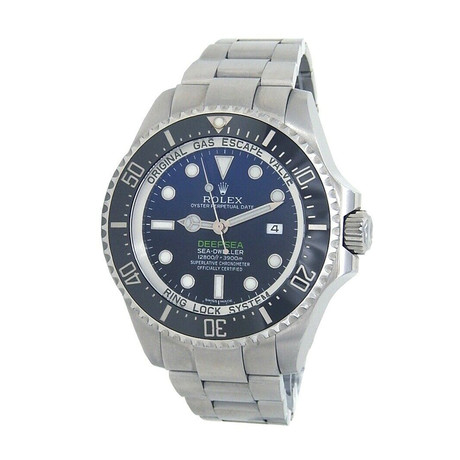 Rolex Sea-Dweller Deepsea Automatic // 1166600 // Random Serial // Pre-Owned
