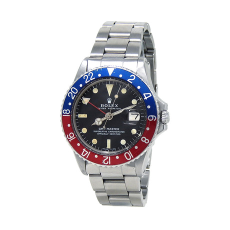 Rolex GMT-Master Automatic // 1675 // 3 Million Serial // Pre-Owned