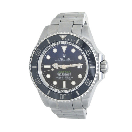 Rolex Sea Dweller Deepsea Automatic // 116660 // Random Serial // Pre-Owned