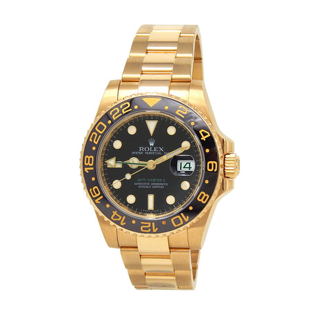 Rolex GMT-Master II Automatic // 116718 // M Serial // Pre-Owned