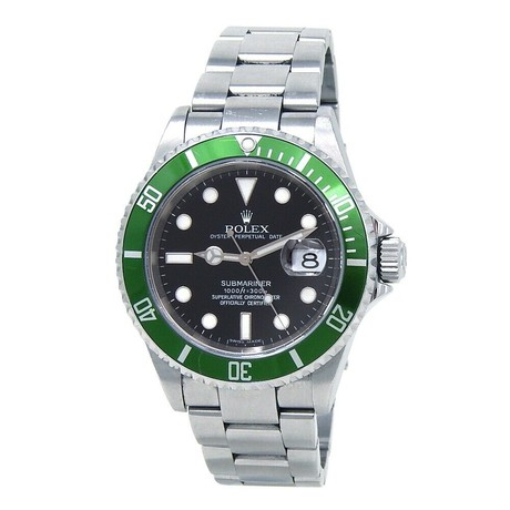 Rolex Submariner Automatic // 16610LV // D Serial // Pre-Owned