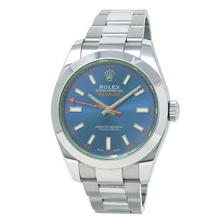 Rolex Milgauss Automatic // 116400GV // Random Serial // Pre-Owned