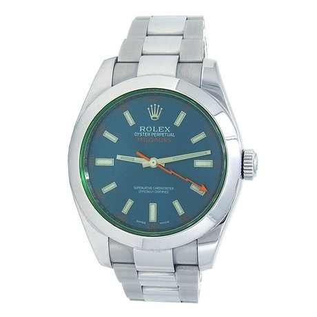 Rolex Milgauss Automatic // 116400 // Random Serial // Pre-Owned