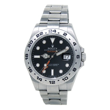 Rolex Explorer II Automatic // 216570BKSO // Random Serial // Pre-Owned