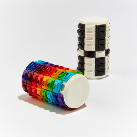 Eni Mini Puzzle Bundle // Black + White + Colors Numbered