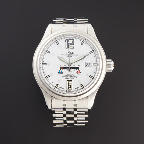 Ball Trainmaster Power Glow Automatic // NM1056D-SAJ-WH