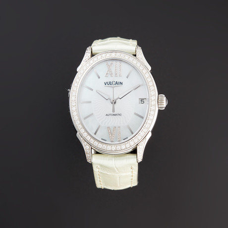 Vulcain First Lady Automatic // 61S164N2S.BAL412 // New