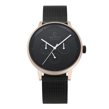 Obaku Venlig Night Quartz // V208GMVBMB