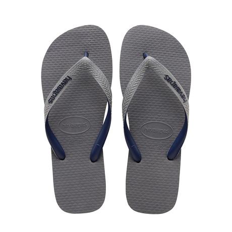 Logo Filete Mix Sandal // Steel Gray (US: 8)