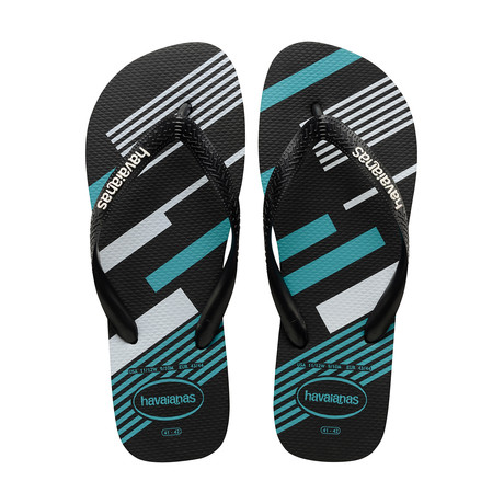 Trend Sandal // Black + Black (US: 8)