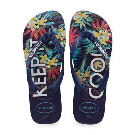 Tropical Sandal // Navy Blue (US: 8)