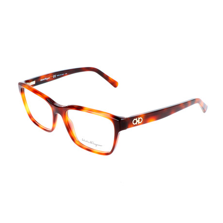 Unisex SF2790 Optical Frames // Tortoise