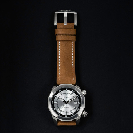 Advisor Ascent Classic Automatic // SteelWhite