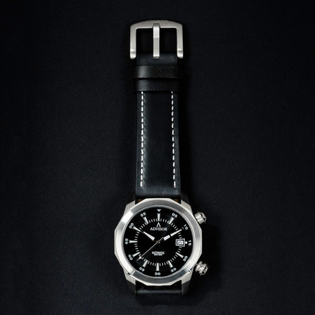 Advisor Ascent Classic Automatic // SteelBlack