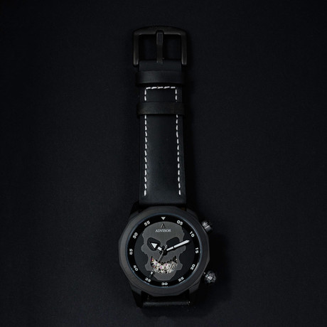 Advisor Ascent Mr Skull Automatic // AS005