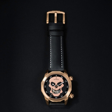 Advisor Ascent Mr Skull Automatic // AS006