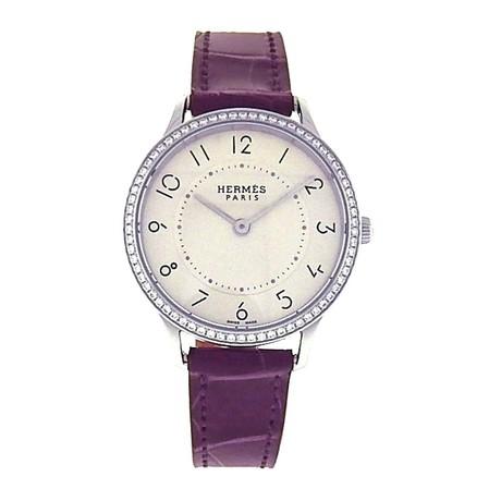 Hermes Ladies Boutique Style Quartz // CA2.230 // Pre-Owned