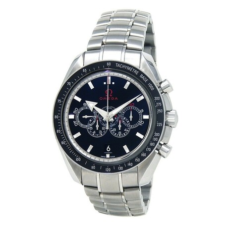 Omega Speedmaster Olympic Broad Arrow Chronograph Automatic // 321.30.44.52.01.001 // Pre-Owned