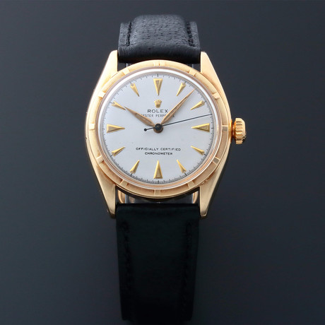 Rolex Oyster Perpetual Automatic // 6085 // 700 Thousand Serial // Pre-Owned
