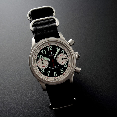 Omega Chronograph Automatic // 52405 // Pre-Owned