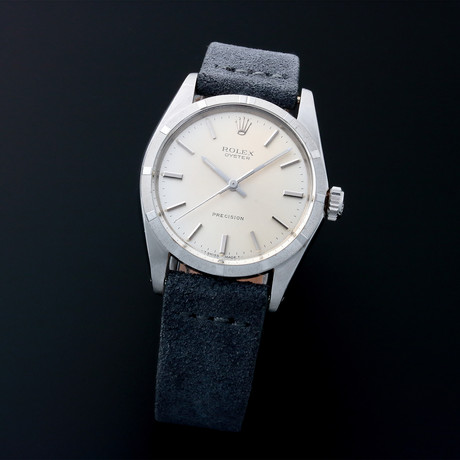 Rolex Oyster Manual Wind // 6427 // 1 Million Serial // Pre-Owned