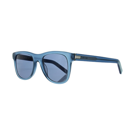 Men's Square Sunglasses // Navy