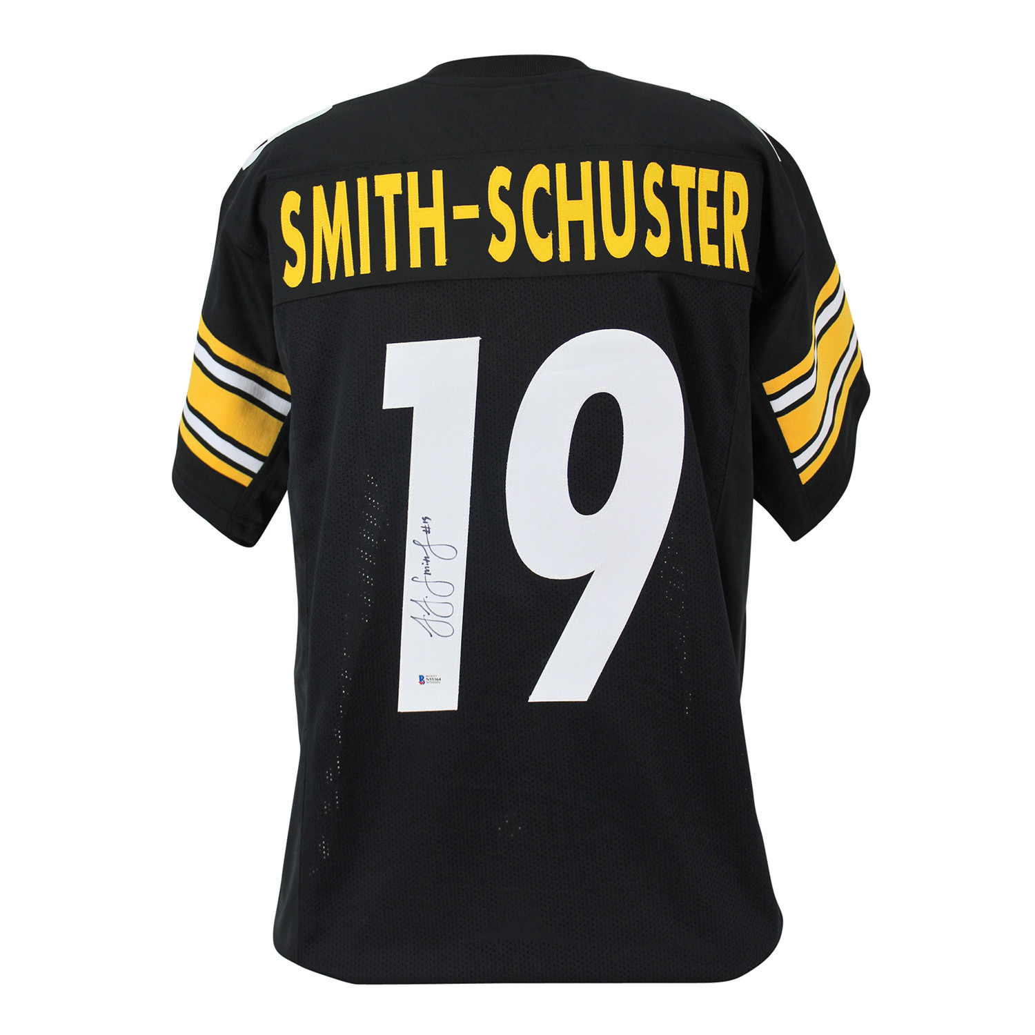 super popular 624eb 2e4f0 Signed Jersey // Steelers // JuJu Smith-Schuster ...