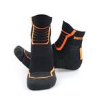 Indestructible Socks // Black // 2 Pack (6-9)
