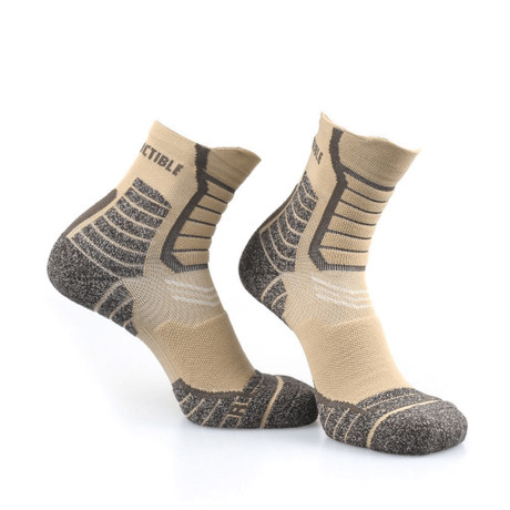Indestructible Socks // Bronze // 2 Pack (6-9)
