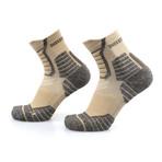 Indestructible Socks // Bronze // 2 Pack (6-9)