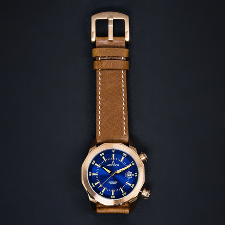 Advisor Ascent Classic Automatic // BlueRay
