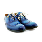 Antonio Brogue // Blue (US: 8)