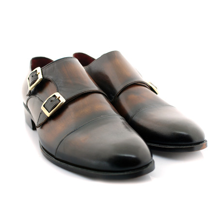 Canary Wharf Monks // Brown (US: 7)