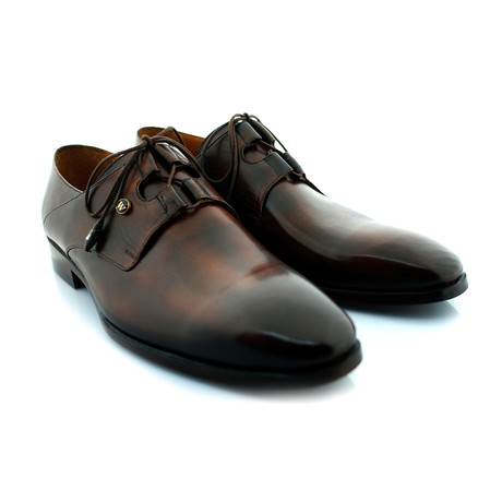 Great Portland Ghillien Lace // Brown (US: 7)