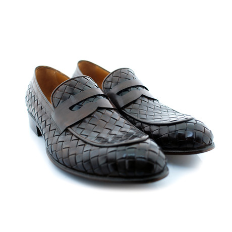 Battersea Woven Loafer // Brown (US: 7)