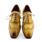 Antonio Brogue // Beige (US: 9.5)