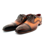 McQueen Oxfords // Chocolate (US: 10)