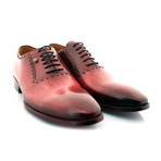 Kings Way Oxford // Oxblood (US: 8.5)