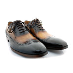 Draycotte Brogue // Tan + Brown (US: 9.5)