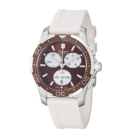 Victorinox Ladies Chronograph Quartz // V251503 // New