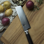 "Classic // Nakiri Knife // 6.5"""
