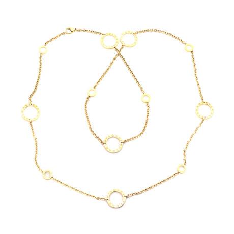 Bulgari Bulgari 18k Yellow Gold Opera Necklace