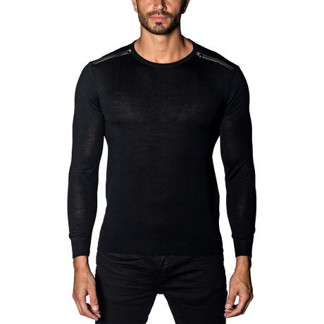 Knit Sweater V1 // Black (S)