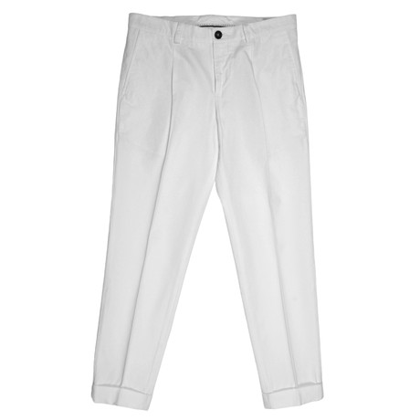 Casual Pants // White (28WX32L)