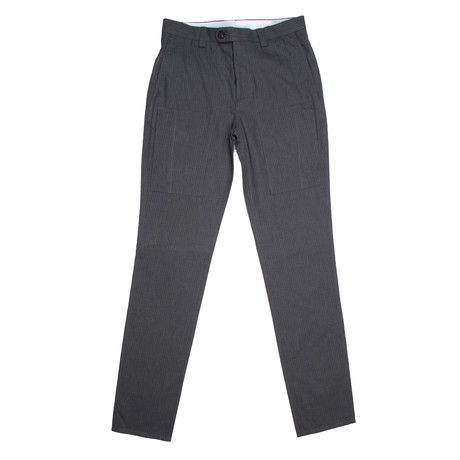 Cargo Dress Pants // Gray (28WX32L)