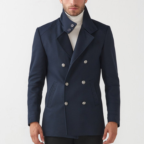 MCR // Daniel Coat // Dark Blue (Euro: 46)