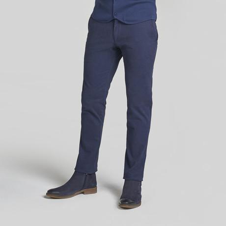 Eddie Pant // Dark Blue (30WX34L)