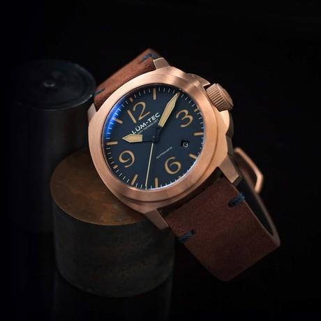 Lum-Tec Automatic // M84 Bronze