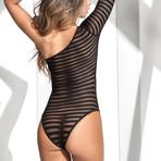 Shawna Bodysuit // Black (L)