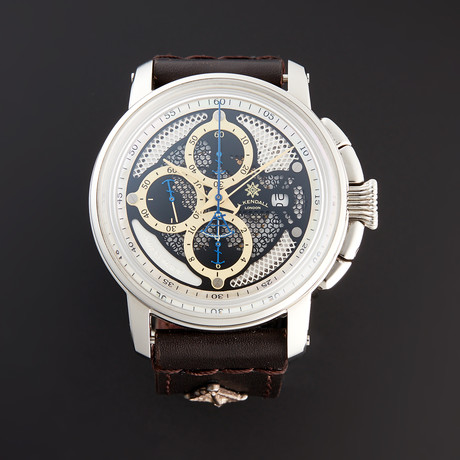 L. Kendall Chronograph Automatic // K8-46